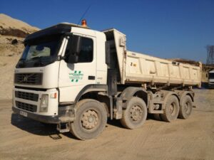 vichard freres camion 8x4 2 Camions 8x4