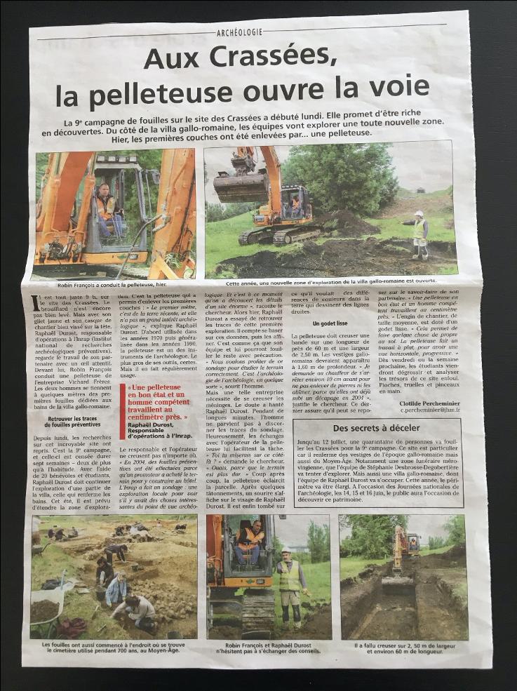 article2 Fouilles archéologiques à Saint-Dizier